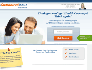 guaranteed-issue.com screenshot