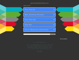 guaranteedsoloads.com screenshot