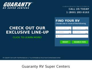 guaranty-qa.lunarlogic.com screenshot