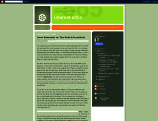 guarasciabloghome.blogspot.fr screenshot