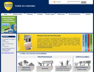 guard-industries.net screenshot