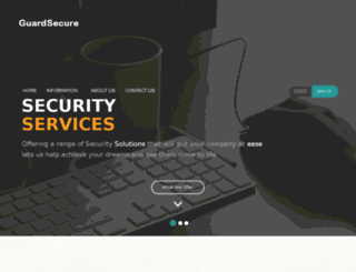 guard-secure.co.uk screenshot
