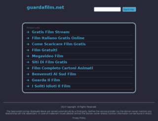 guardafilm.net screenshot