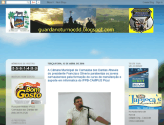 guardanoturnocdd.blogspot.com screenshot