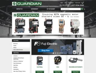 guardiancatalog.com screenshot