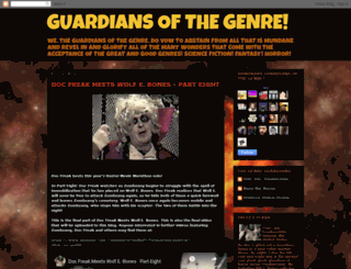 guardiansofthegenre.blogspot.com screenshot
