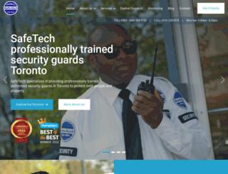 guardsecurity.ca screenshot