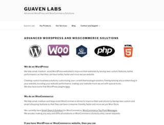 guaven.com screenshot