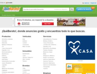 guayas.quebarato.com.ec screenshot