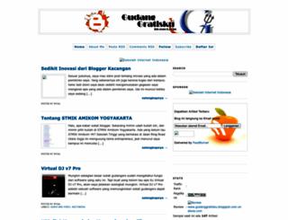 gudanggratisku.blogspot.com screenshot