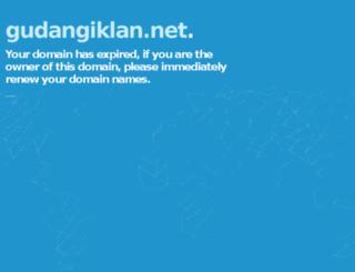 gudangiklan.net screenshot