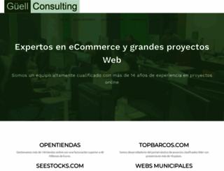 guellconsulting.com screenshot
