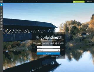 guelphdirect.info screenshot