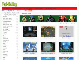 guessing-game.yepi-kizi.com screenshot