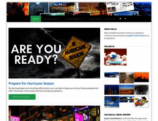 guest-travel-writers.com screenshot