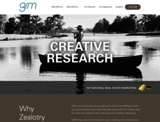 guestrelationsmarketing.com screenshot