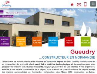 gueudry.patakes.fr screenshot
