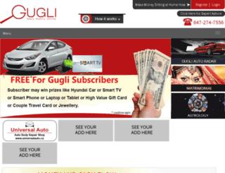 gugli.ca screenshot