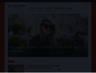 guia-viagens.aeiou.pt screenshot