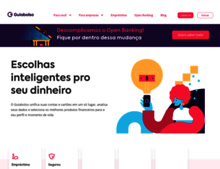guiabolso.com.br screenshot