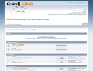 guiacnc.com.br screenshot