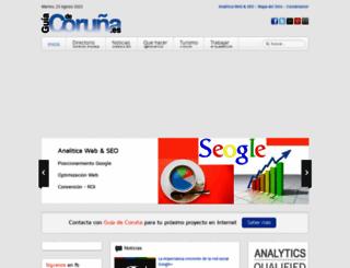 guiadecoruna.es screenshot