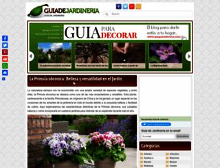 guiadejardineria.com screenshot