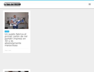 guiadelmacho.com screenshot