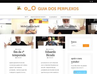 guiadosperplexos.tv screenshot