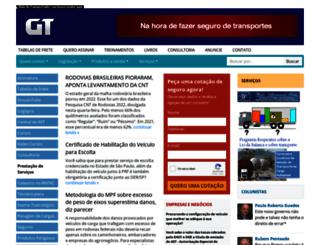 guiadotrc.com.br screenshot