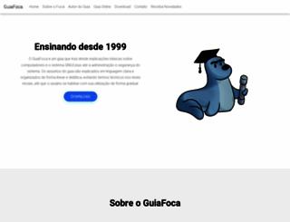 guiafoca.org screenshot