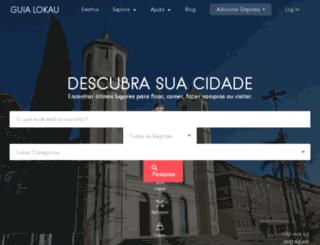 guialokau.com.br screenshot