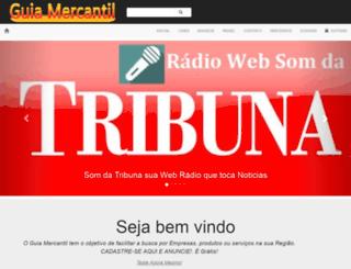 guiamercantil.com.br screenshot