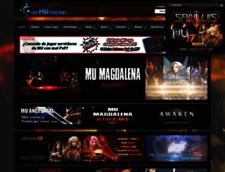 guiamuonline.com screenshot