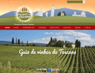 guianatoscana.com.br screenshot
