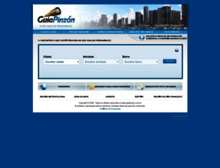 guiapinzon.com.br screenshot