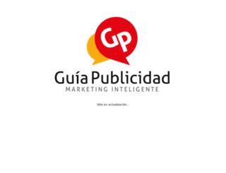 guiapublicidad.com.mx screenshot