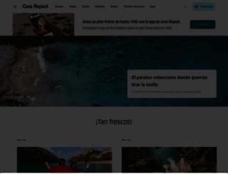 guiarepsol.com screenshot