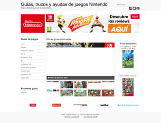 guiasnintendo.com screenshot