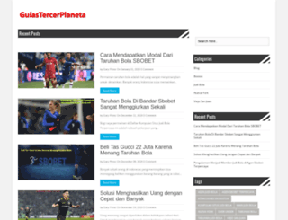 guiastercerplaneta.com screenshot
