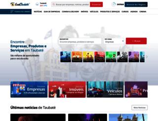 guiataubate.com.br screenshot