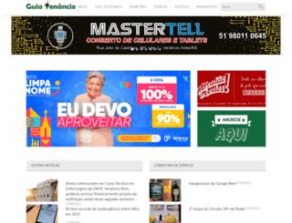 guiavenancio.com.br screenshot