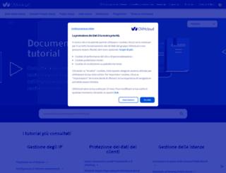 guida.ovh.it screenshot
