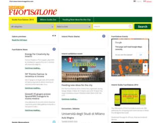 guidafuorisalone.com screenshot