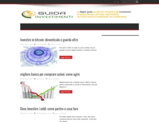 guidainvestimenti.net screenshot