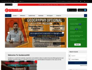 guidanceias.com screenshot