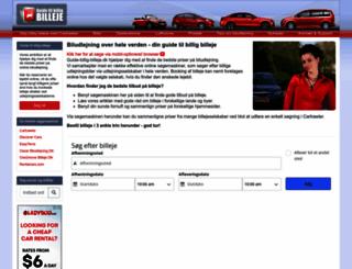 guide-billig-billeje.dk screenshot