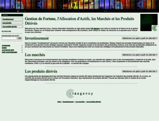guide-finance.ch screenshot