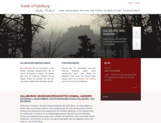 guide-of-salzburg.com screenshot
