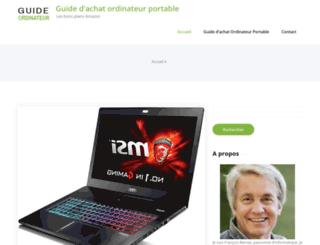 guide-ordinateur.com screenshot